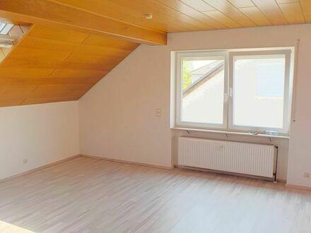 DG-Wohnung in Weingarten / Baden