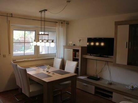 Möblierte Wohnung für Polizeischüler u. Monteure