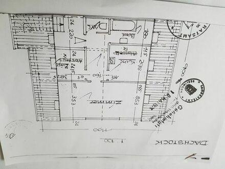 2 Zimmer-Wohnung DG