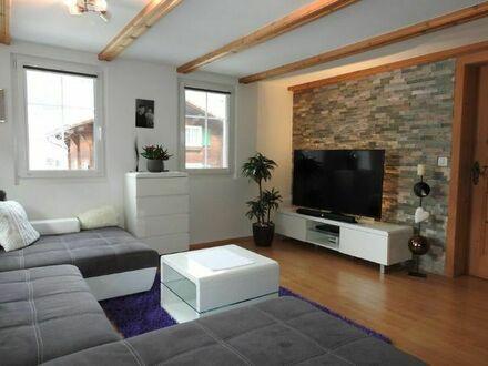 Schweiz, Graubünden, frisch renovierte 4 1/2-Zimmer Wohnung