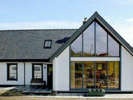 Magnum Haus mit Terasse 134x180mm Wand 220qm2 Typ:M-snow 1190013