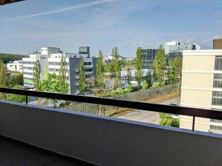 3-Zimmer Wohnung Breuninger/Messe