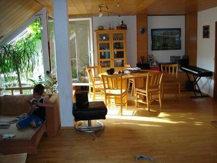 4 Zimmer - DG Loggia mit Terrasse