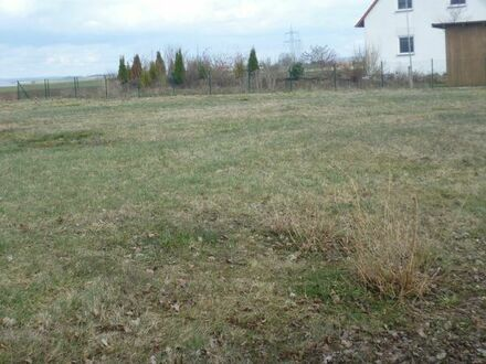Grundstück - Ortsrandlage