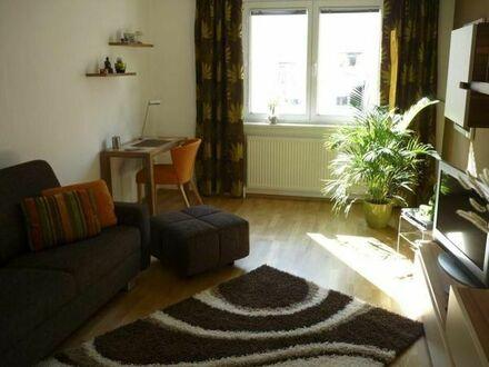 Wohnung modern möbliert