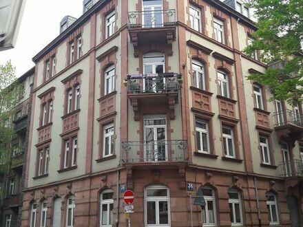 Schöne helle Wohnung in der Innenstadt