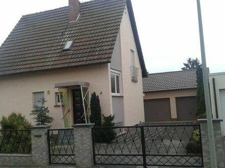 Einfamilienhaus Freistehend