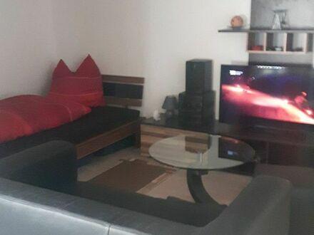 1 Zimmer Appartement ruhige Lage komplett möbliert mit Inventar