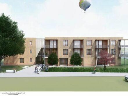 2 Zi. 70 qm barrierefrei mit Balkon - Wohnen in Genossenschaft