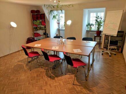 Möblierte Gewerberäume in der Augsburger City, 1a-Lage, tageweise und regelmäßig zu mieten