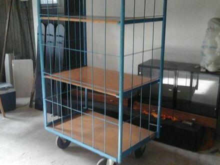 Transportwagen , Top Zustand, ,für Lager, Werkstatt. .