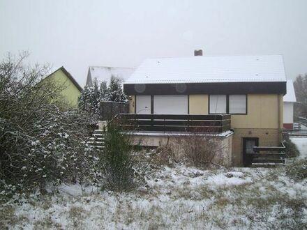 Satteldach-Bungalow -ideal für Rentnerpaar / Single - Waldmohr