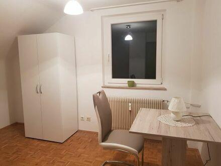 Möblierte 1-Zimmer Wohnung zur Zwischenmiete  Erstbezug nach Renovierung