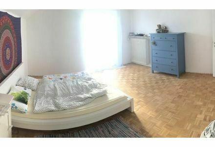 3 verschiedene WG-Zimmer im teilmöblierten Einfamilienhaus