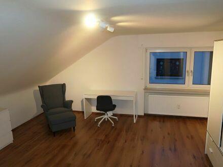 VOLL MÖBLIERTES WG-Zimmer für 2er WG in MÖBLIERTER, NEU RENOVIERTER 2 ZKB Wohnung in HD-Wieblingen