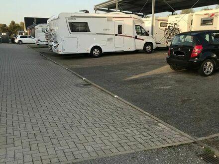 Stellplatz für Wohnmobil / Wohnwagen