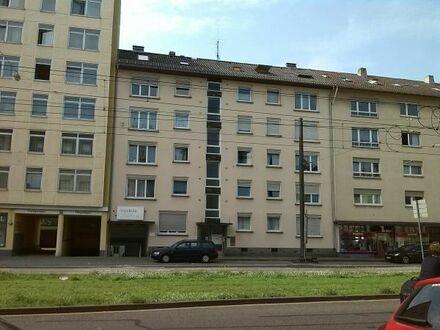 Dachgeschosswohung/ Dachschräge über den Dächern Ka, Nähe Hbf, 5. OG, 39 m2/ für eine Person