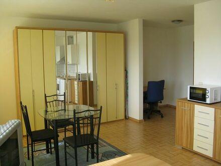 1.1/1.2: Sehr schöne voll möblierte 1-Zimmer-Wohnung nähe BA/Bamf