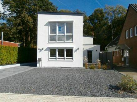Architekten Haus in Elmpt, ruhig gelegen am Waldrand mit PV Anlage