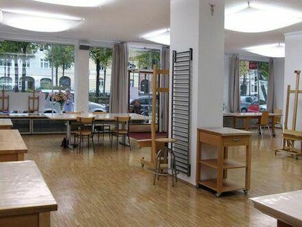 Großes Atelier / Tagungsraum / Ausstellungsraum
