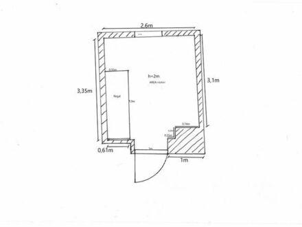 Keller/Lagerraum zu vermieten