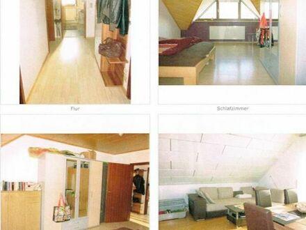 3-Zimmer Dachgeschosswohnung zu vermieten