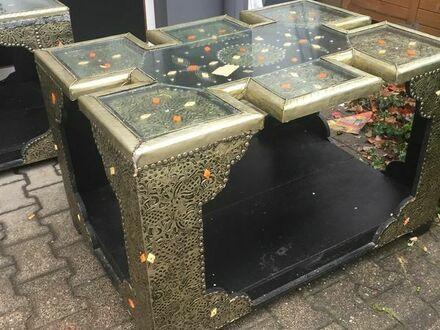 Shisha Bar Geschäftsauflösung / Orientalische Tische