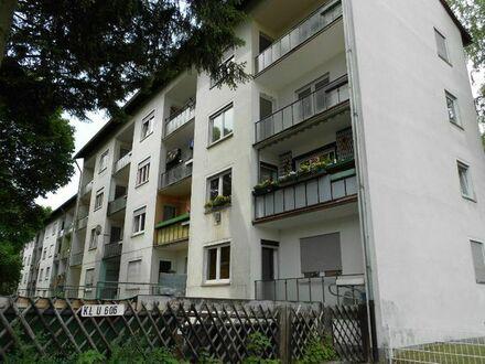117.14 Schöne 1 ZKB Wohnung Slevogtstraße 3 in Kaiserslautern