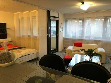 Schöne möbilierte 1,5 Zimmer Wohnung in sehr ruhiger Wohnlage
