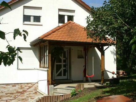 Platz für die ganze Familie bietet dieses großzügige 2 Familienhaus