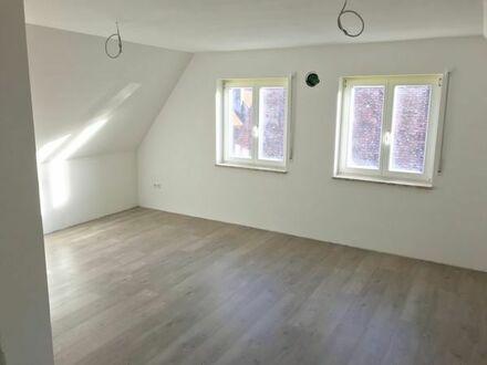 3,5 Zimmer DG-Wohnung in Burgbernheim