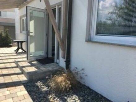 möblierte Wohnung mit überdachter Terrasse in Rutesheim
