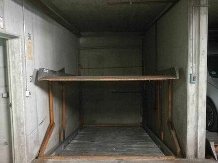Nördliches Lehel: Oberer Duplexstellplatz ab sofort zu vermieten