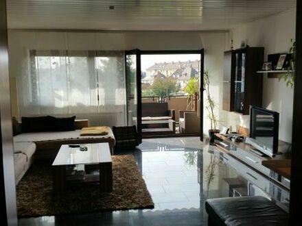 Luxuriöse 76 qm Maisonette-Wohnung in sehr guter Lage in Durlach!
