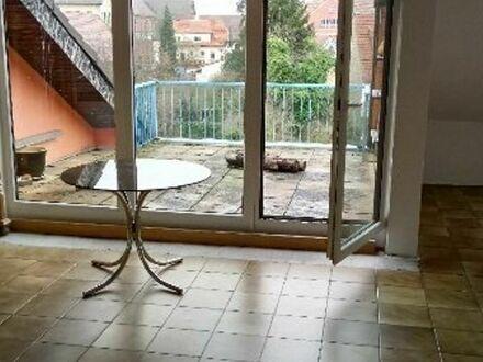 Studioähnliche DG-Wohnung mit Terrasse in Schifferstadt zvm