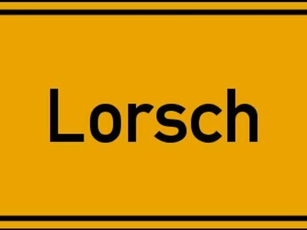 Lorsch: **NEU**BAUREIF- GRUNDSTÜCK IN SCHÖNER LAGE