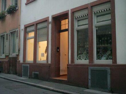 Ladenraum in Heidelberg-Altstadt zu vermieten