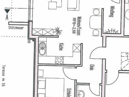 An PENDLER: 2 Zimmer-Wohnung Neuwertig nahe Tübingen
