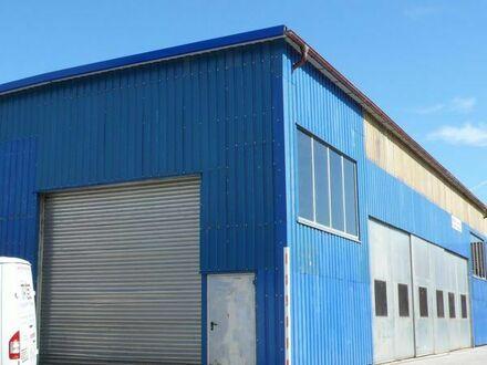 Hallenvermietung - Halle - Industriehalle - Lager - Lagerraum