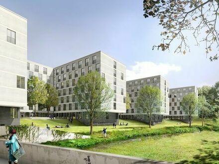 vollmöblierte 1-Zimmer-Wohnung; Neubau; zentral gelegen; Tel: 0176/41515826