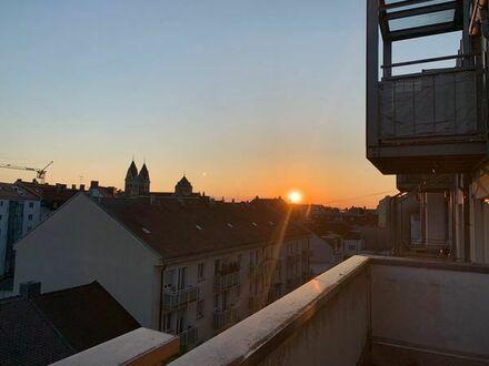 Möbelierte 1-Zimmerwohnung nähe Stiglmaierplatz