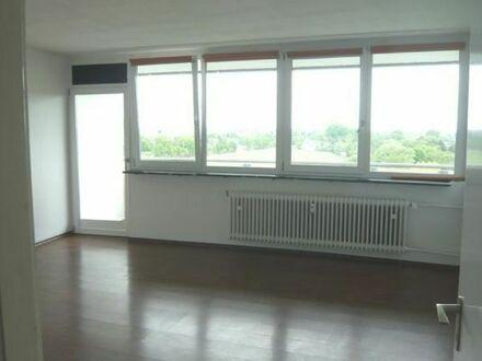 ERLANGEN Zentrumsnah 1-Zi-Whng 39 qm Balkon mit super Aussicht, sep. Küche, Stellplatz inklusive