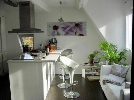 LOFT Wohnung in modernisierter Scheune