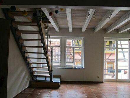 Wohnung mit Ambiente in Annweiler Altstadt