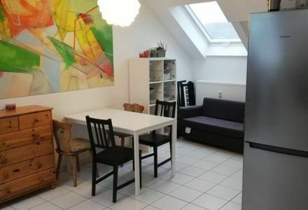 2ZKB Dachgeschoss Wohnung in zentraler Lage, Michelstadt