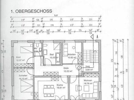 Vermiete, helle schöne OG-Neubauwohnung