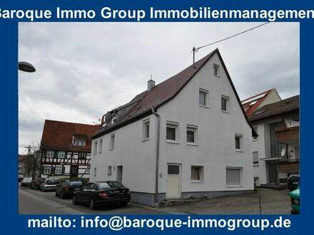 Teilrenoviertes 3-Familienhaus in Gerlingen zu verkaufen