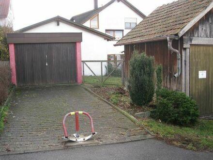 Grundstück Garten kein Bauplatz Lager Garage Schuppen