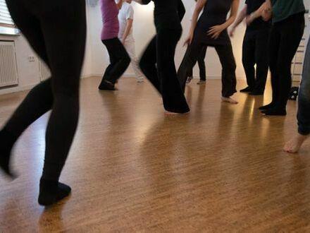 Stimmungsvoller Seminar- und Gruppenraum für Meditation, Therapie, Tanz ...