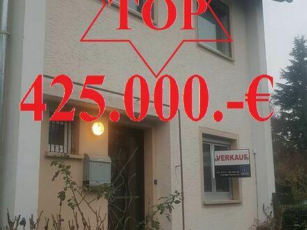 ***VK 425.000.-EUR***/ERBPACHT GRUNDSTÜCK-SCHÖNES REIHENENDHAUS in Frankfurt / Dornbusch